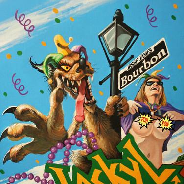 Jackyl Mardi Gras