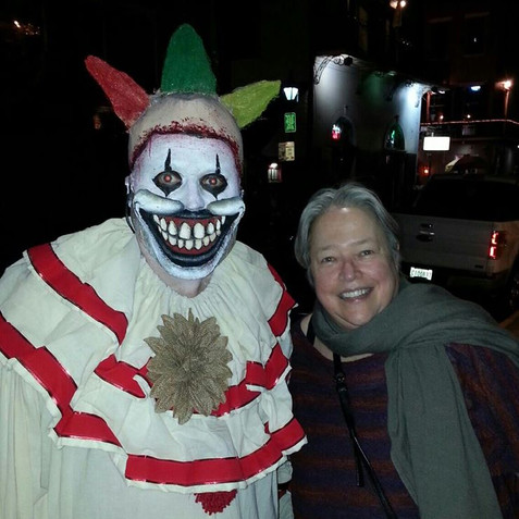Twisty meets Kathy Bates in New Orleans