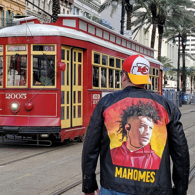 Me in New Orleans