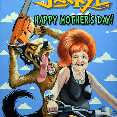 Jackyl Mother's Day