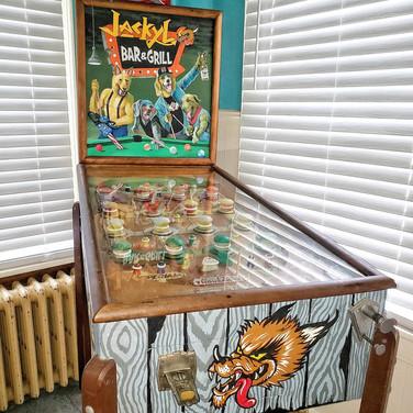 Jackyl pinball machine2