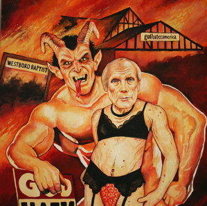 Fred Phelps in Hell