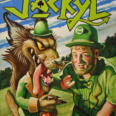 Jackyl St. Patrick's Day #2