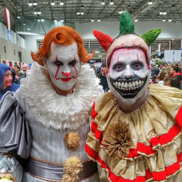 Twisty and Pennywise