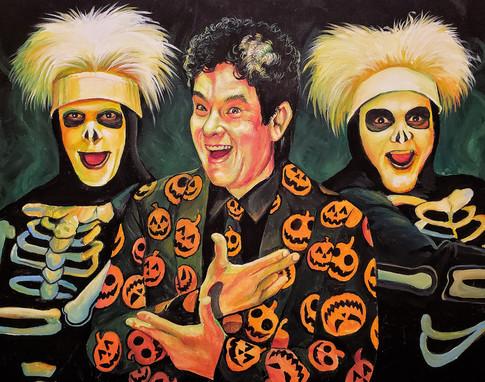 David S Pumpkins