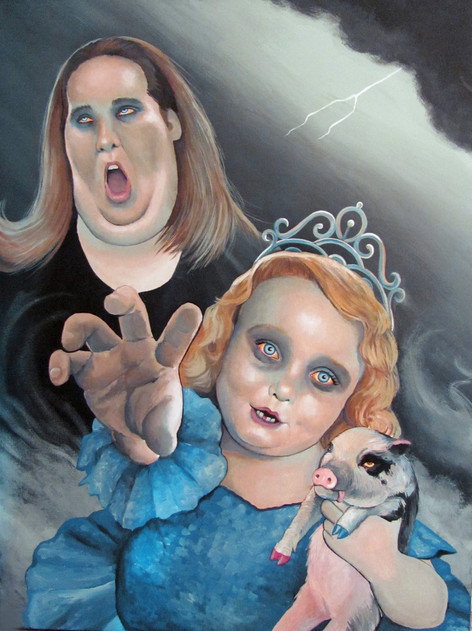 Zombie Honey Boo Boo
