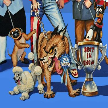 Jackyl Best in Show Cover Art