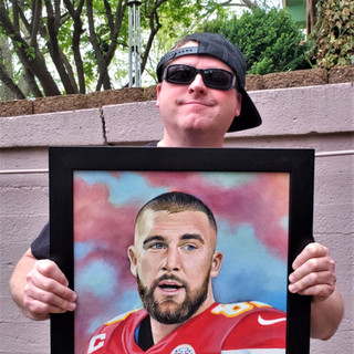Kelce and me