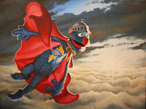 Super Grover!