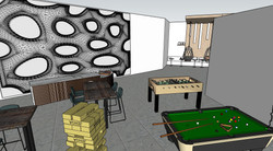 Recreational Gaming Room