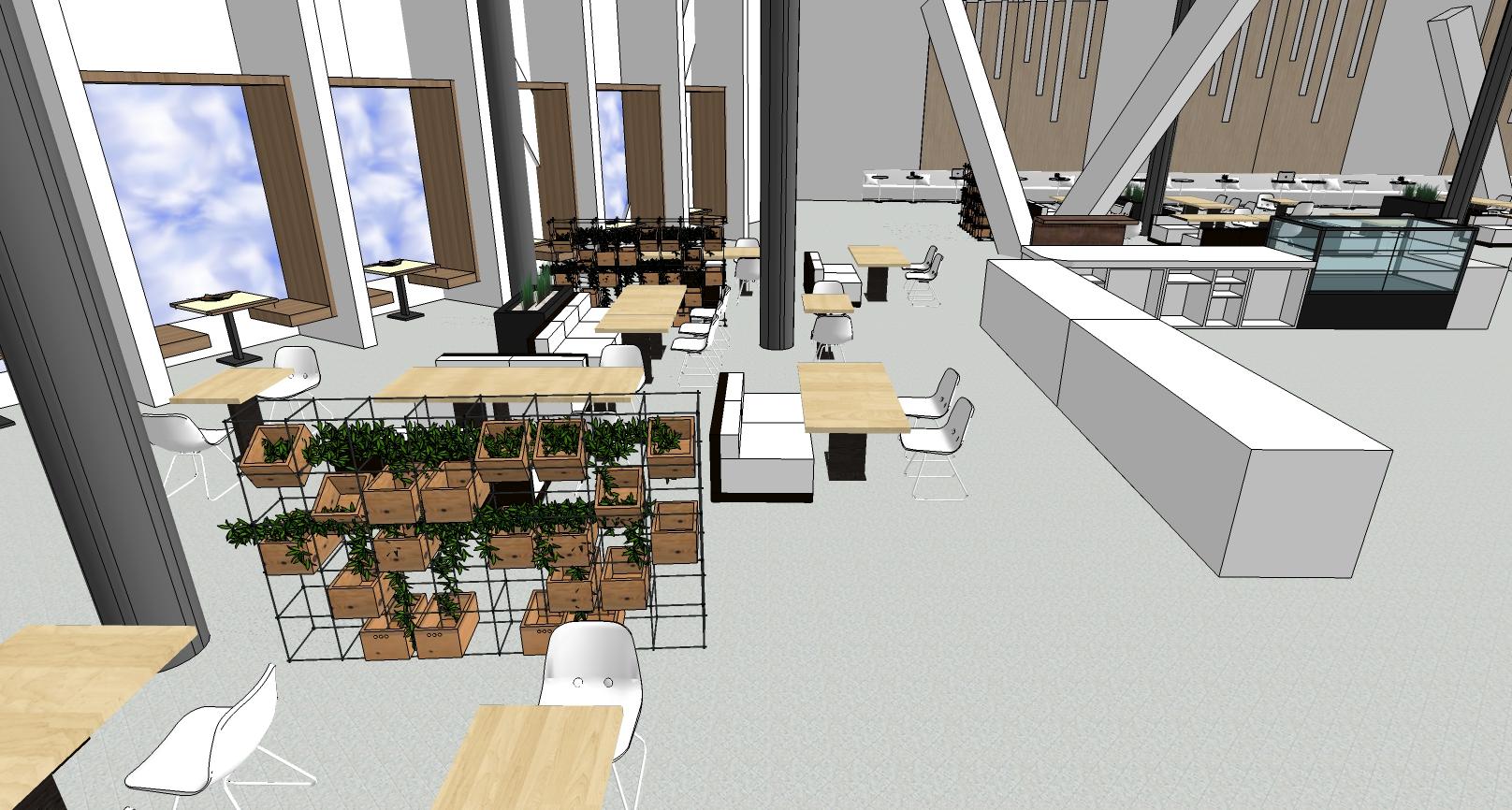 Plaza Level