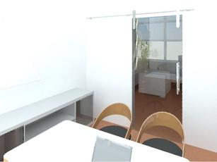 Advising room