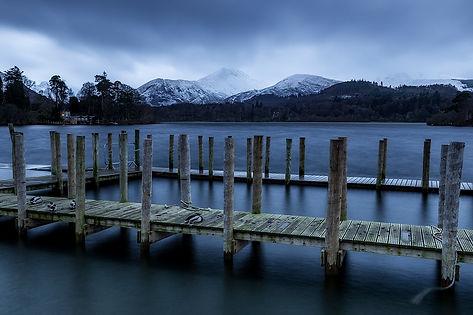 Derwentwater, Lake District, UK, By Greg