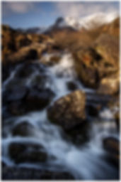 Ogwen Falls, Snowdonia.