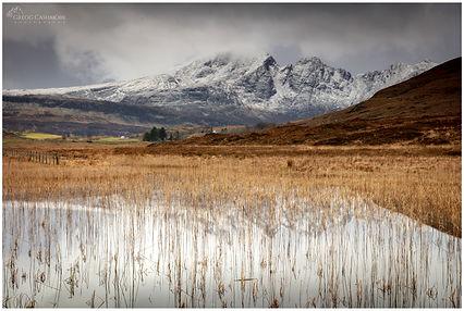 Loch Cill Chriosd, Isle Of Skye, Scotlan