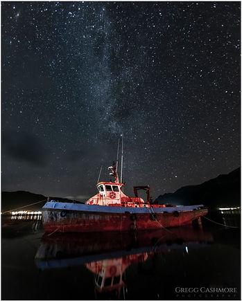 Astro Loch Duich