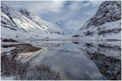 Loch Achtriochtan, Scotland.