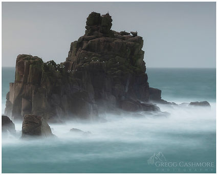 Lands End, Cornwall.