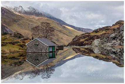 Llyn Ogwen, Snowdonia.