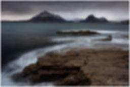 Elgol, Isle Of Skye, Scotland.