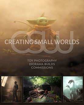 CREATING SMALL WORLDS