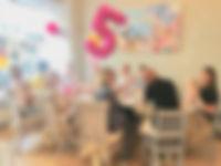 Kindegeburstag feiern in Berlin