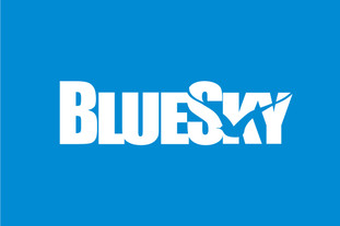 BlueSky Global Logo Design