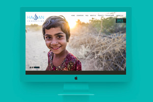 Hassan Foundation Website