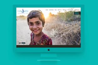Hassan Foundation Website