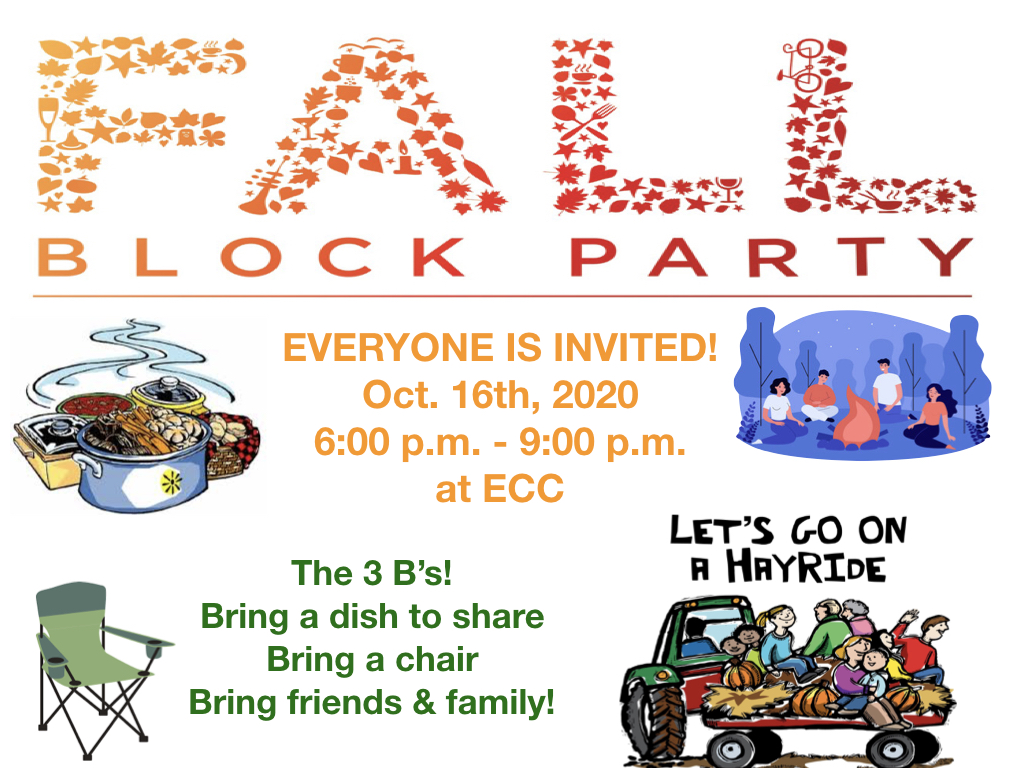 Fall Block Party