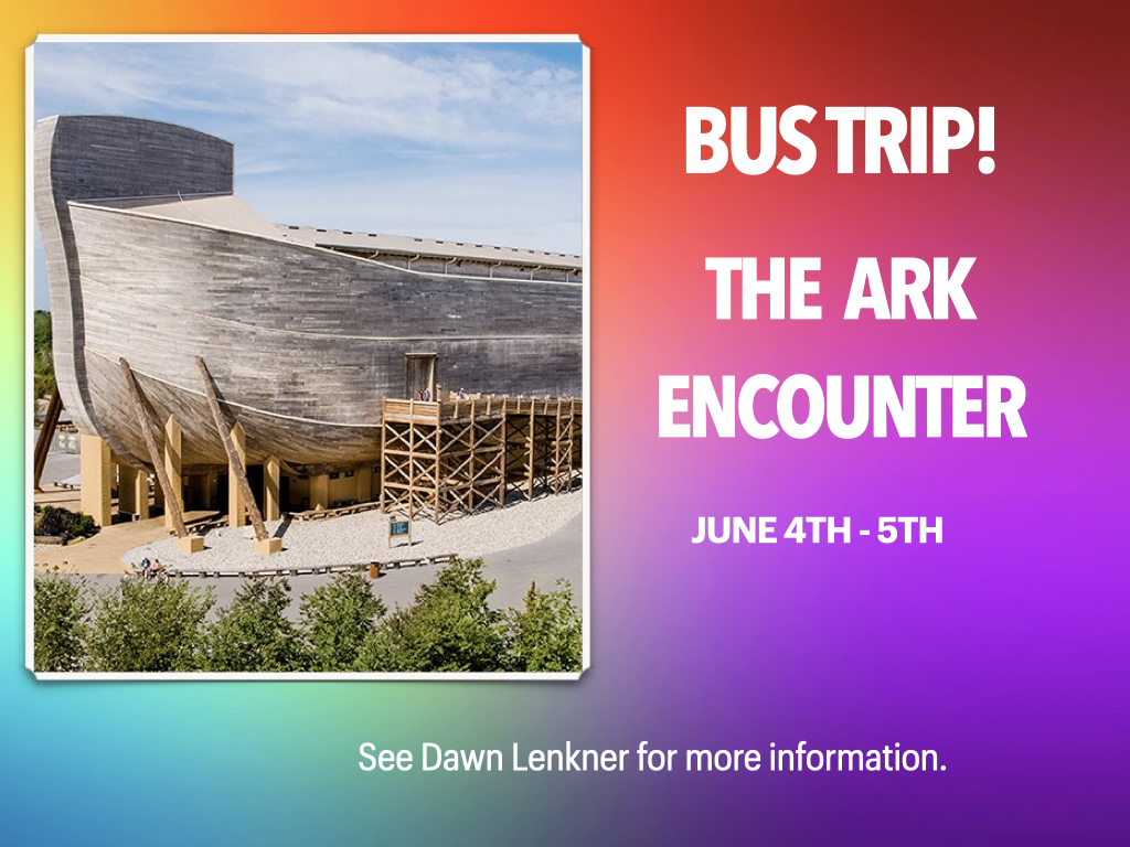 Bus Trip To The Ark