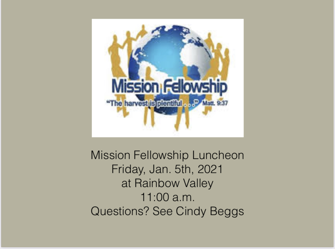 Mission Fellowship