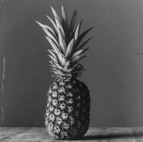 Pineapple 🍍shoot with a 4x5 Ilford film