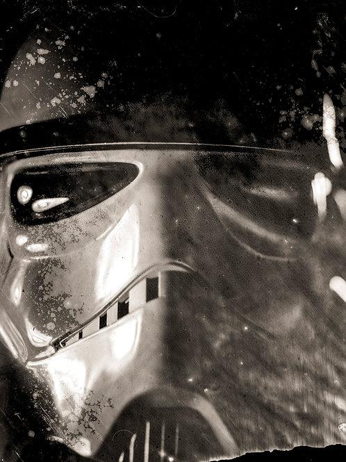 Colodion de Storm Trooper de 8x10 Pulgadas