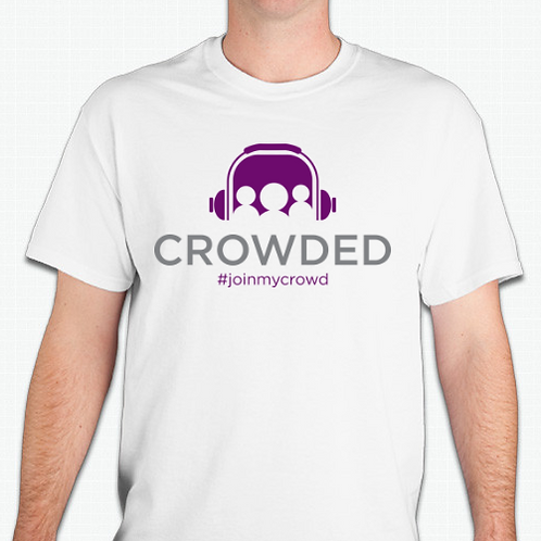 Crowded T-Shirt Collector's Edition