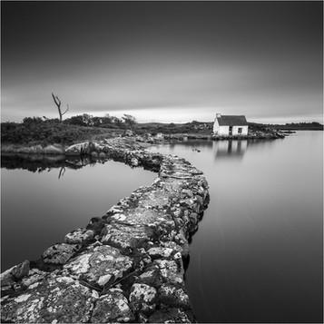 'Silence in Connemara' by Paul Killeen ( 12 marks )