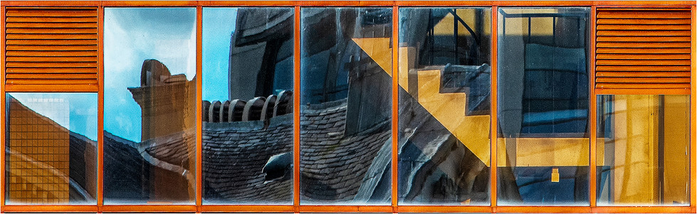 'Window Steps' by Stephen McWilliams (10 marks)