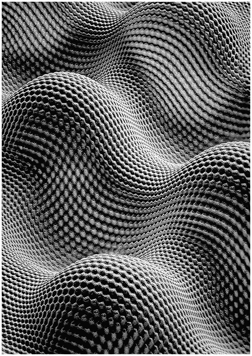 'Curves' by Brendan Hinds (14 marks)