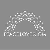 Logo - Peace Love & Om