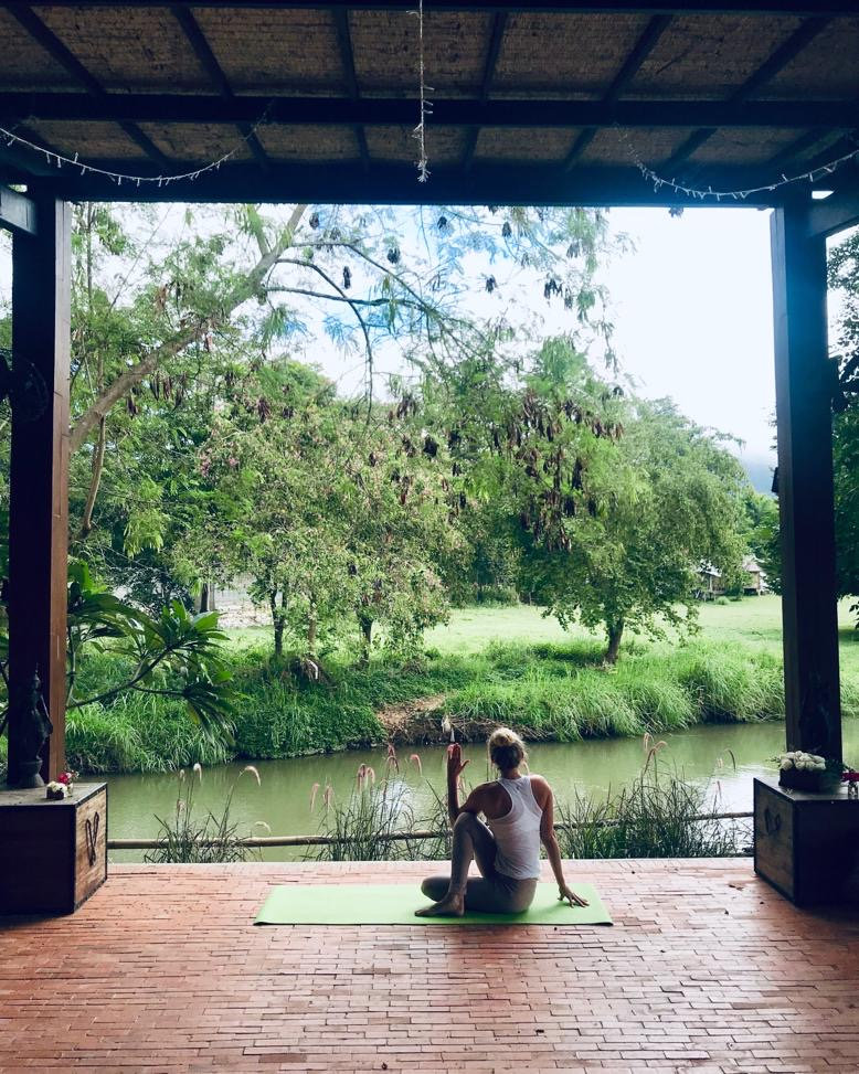 YOGA IN YOUR OWN HOME