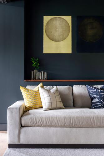 Modern Home Den