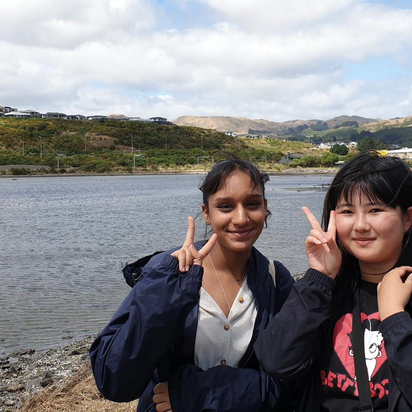 1 Marin and Juhi