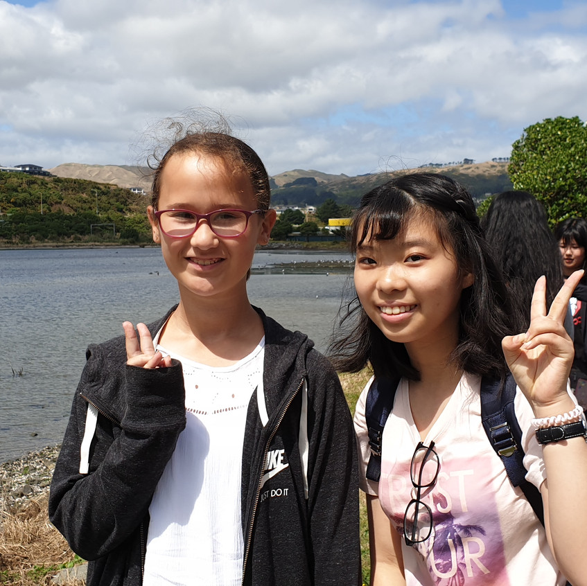 1 Victoria and Ayaka