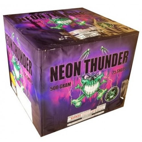 Neon Thunder