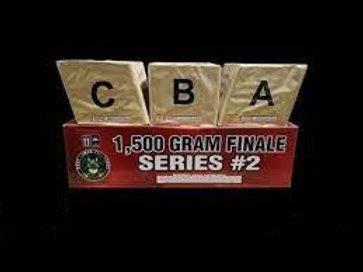 1500 Gram Finale Series #2