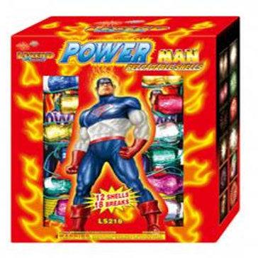 Power Man Shells