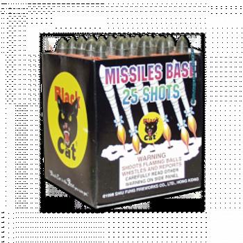 Missile Base 25 Shot