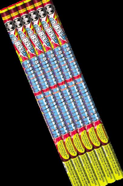10 Ball Color Thunder