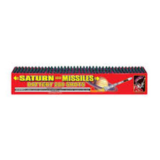 200 Shot Saturn Missile