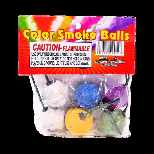 Assorted Smoke Ball